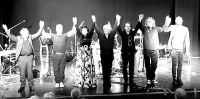 NeaCo - NEWS - Il Viaggio di NeaCo' al Teatro degli Audaci è stato un viaggio bellissimo
