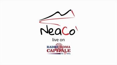 NeaCo' - STAMPA - Il Viaggio di NeaCo' si racconta a Radio Roma Capitale
