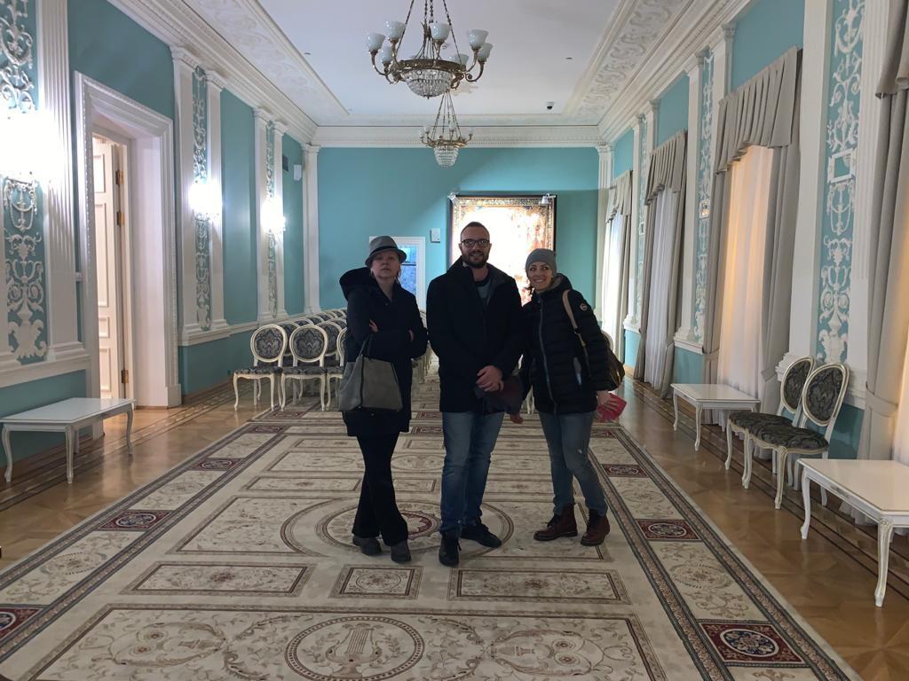 La nostra Napoli arriva in Russia, ed è tutto bellissimo - 18