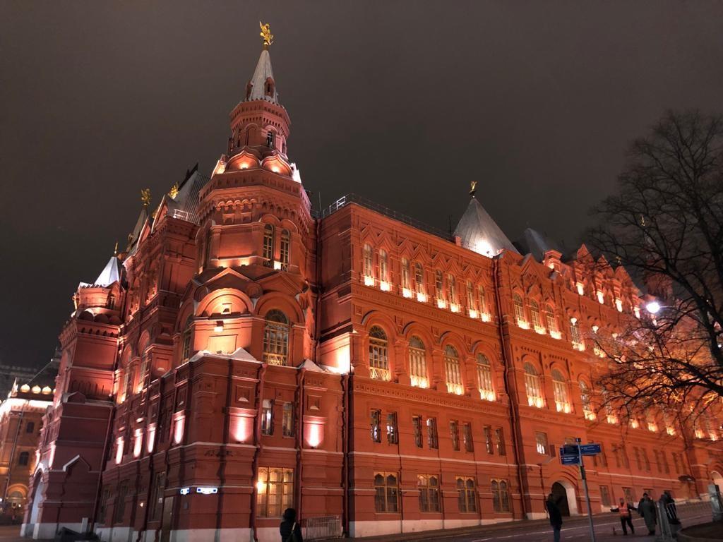 La nostra Napoli arriva in Russia, ed è tutto bellissimo - 21