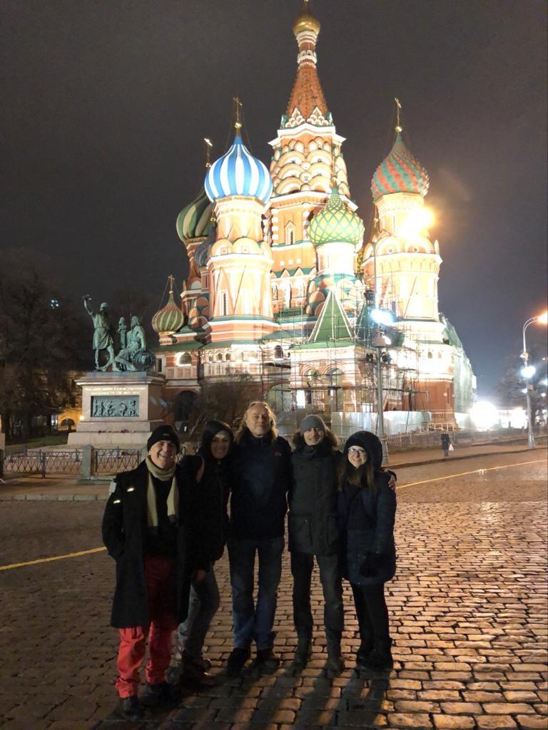 La nostra Napoli arriva in Russia, ed è tutto bellissimo - 23