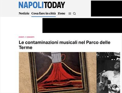 Le contaminazioni musicali nel Parco delle Terme