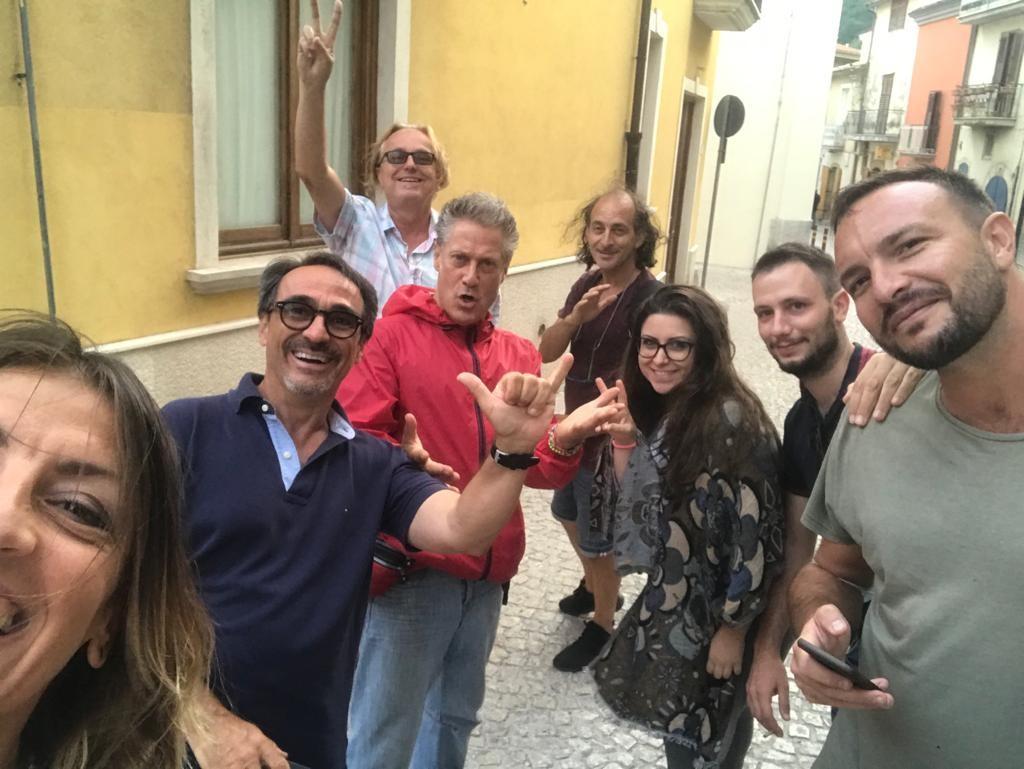Locri e Summonte... due splendide location per la Neapolitan Contamination - 18